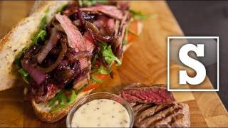 Steak Sandwich Recipe Ft Mr Weebl - Sorted