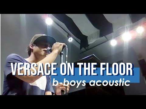 Versace on the floor - Bruno Mars (B-BOYS...
