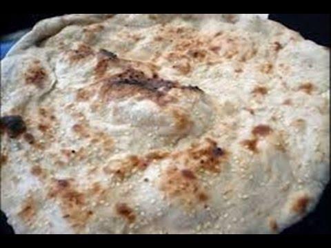 طريقة تحضير خبز التنور العراقي Youtube