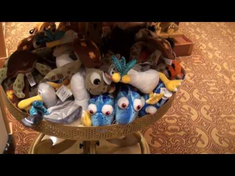 Tour of the Disney Fantasy Merchandise Shops 11/2012