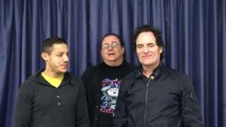 Sons of Anarchy Christmas Greeting with Kim Coates & Theo Rossi & Two Wheel Thunder Tv .MOV