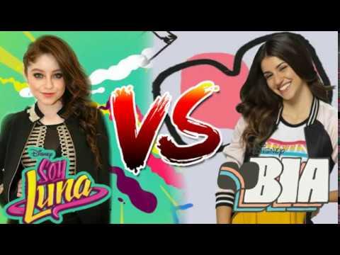 2da Parte | Duelo De Canciones | Soy Luna VS BIA