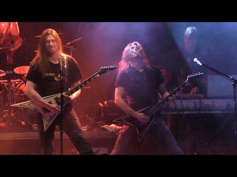 Kalmah - The Groan Of Wind (Live in Helsinki, Finland, 14.01.2017) FULL HD