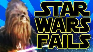 FailArmy's Top Fails Breakdown || Breaking News: STAR WARS ARREST
