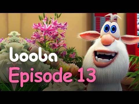 Booba Bakery - Episode 13 - Funny Cartoons for kids буба banana KEDOO Animations 4 kids thumbnail