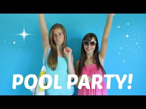 What To Bring A Pool Party