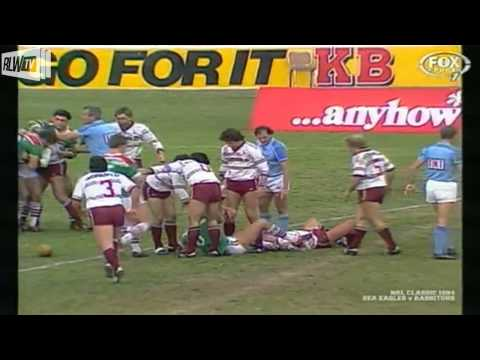 The brawl that saved the Rabbitohs' season | Rugby League Week