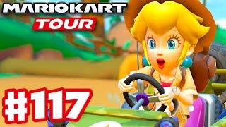 Sunset Tour! Explorer Peach! - Mario Kart Tour - Gameplay Part 117 (iOS)