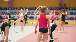 Урок движения. Художественная гимнастика. Мастер-класс Яны Кудрявцевой