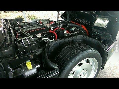 1996 C4 Corvette LT1 | 4K  YouTube