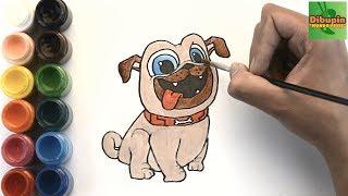 Download Como Dibujar Y Colorear Un Pat Videos Dcyoutube