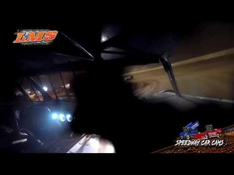 #91 Derrick Ramey - Super Late Model - 3-7-20 Lancaster Motor Speedway - In-Car Camera