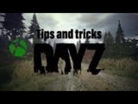 DAYZ XBOX ONE MILITARY CAMP AND HOW TO MAKE A CAMPFIRE