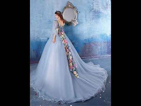 15 Ball Gown Prom Dresses Make You the Prom Queen - YouTube