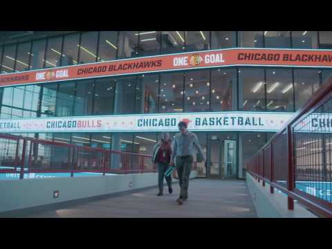 The United Center Joint Venture Opens New East Addition