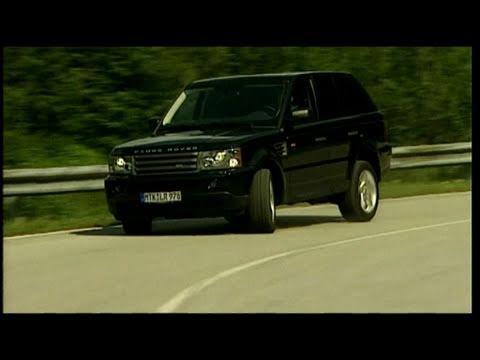 60 Jahre Land Rover - Test Range Rover Sport HSE