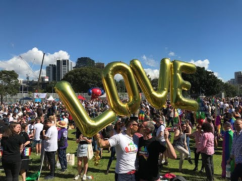 Australia Votes in Favor of Same-Sex Marriage, But It's Not Official Yet