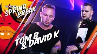 David K. & Tom B. Full Set Live @ SPUTNIK SPRING BREAK FESTIVAL 2016 SSB