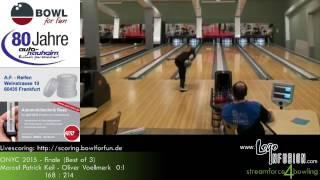 ONYC 2015 - Finale (Livestream, ungeschnitten)