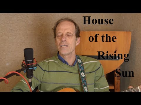 House of the Rising Sun - Richard Harkness // Woody Guthrie