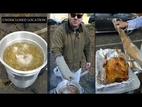 TheDC Thanksgiving Special: Black Site Turkey Fry