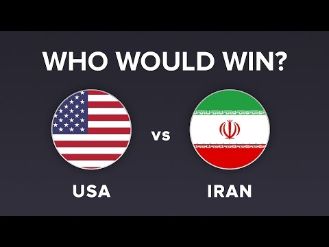 Iran vs The United States - Who Would Win? - Military Comparison