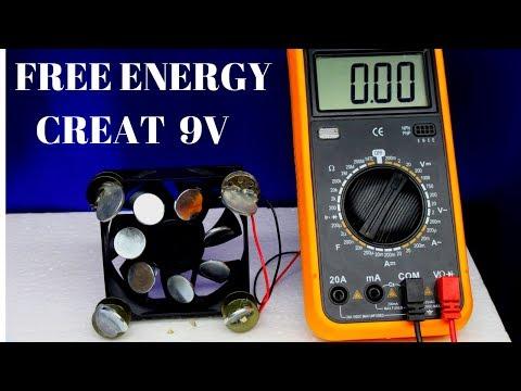 "Free Energy,Free Energy Magnet Motor Fan Using Magnet ""Free Energy Generator""Magnet Motor!"