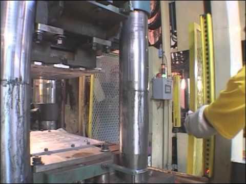 Seguridad industrial protecci n de maquinaria guardas y - Barrera de seguridad ...