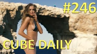 CUBE DAILY #246 - Лучшие приколы и кубы за день! Sexy подборка прилагается!