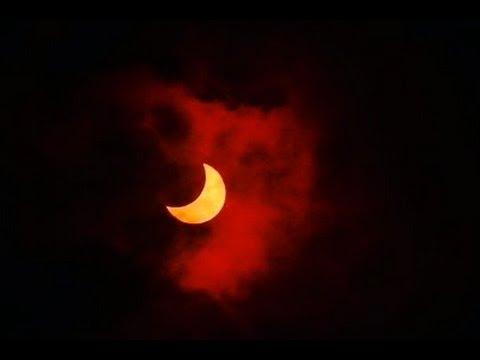 2014 TOTAL SOLAR ECLIPSE -  live-solar-online-eclipse.anular.
