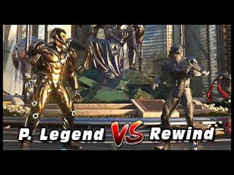 Thumbnail: Injustice 2: WOTG - Finale - TOP 8 - Perfect Legend (Brainiac) Vs Rewind (The Flash)