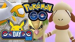 Shiny-Taubsi Event kommt! Anleitung für Farbeagle | Pokémon GO Deutsch #901