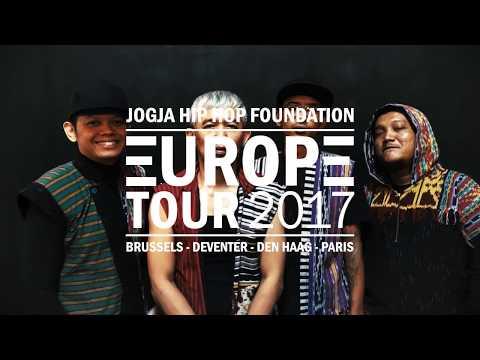 Jogja Hip Hop Foundation Pamit Tour Eropa 2017