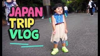VANIA ATHABINA IN JAPAN Part.3 #VLOG