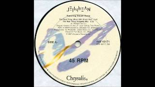 JELLYBEAN Featuring STEVEN DANTE - The Real Thing (West 26th Street Mix) [HQ]