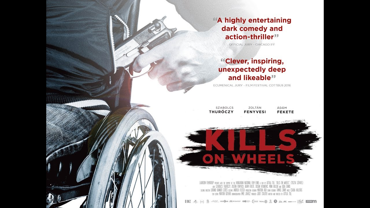 kills on wheels official theatrical trailer uk ireland youtube