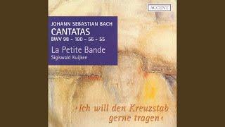 Was Gott Tut Das Ist Wohlgetan BWV 98 Recitative Ach Gott Wenn Wirst Du Mich Einmal Tenor