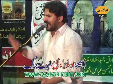 Zakir Shafqat raza shafqat  mjalis aza 24 march 2017 narowal