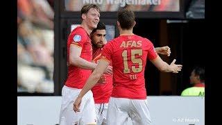 Goals AZ - Vitesse