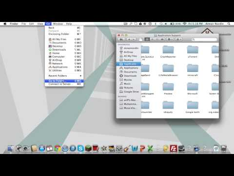 How to install Nodus Hack (Mac)