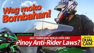 2017 Kawasaki Ninja 1000 Ride Talk: Philippine Anti Rider Laws?