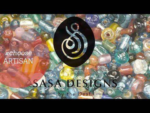 Sasa Designs: Her Hands Your Heart #ChooseArtisan