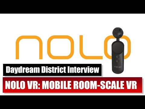 Nolo VR Brings Room-Scale SteamVR Games to Google Daydream VR, GearVR and Cardboard