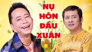 Nụ Hôn Đầu Xuân - Hài Bảo Chung, Tấn Beo | Hài Tết Xưa Hay Nhất