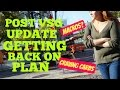 55 month post VSG  - Getting Back on Plan - Carb Cravings - Macros