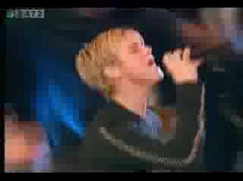 Aaron Carter - Tell me what you want live