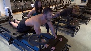 Hollywood's Hot New Workout Put to the Test