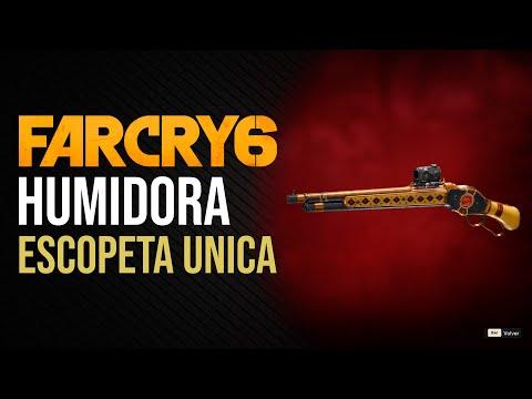 Far Cry 6 - Humidora - Escopeta única