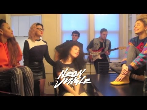 Neon Jungle - Can We Dance (The Vamps cover)