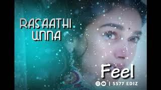 Tamil what's app status 💙yarodu ingu enakku enna pechu